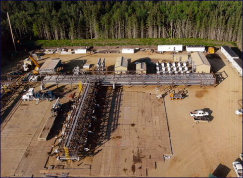 Big Horn Electric and Controls Ltd worked on a Shell pilot project utilizing electric heat for heavy oil recovery.
